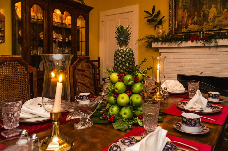 Edenton Christmas Candlelight Tour