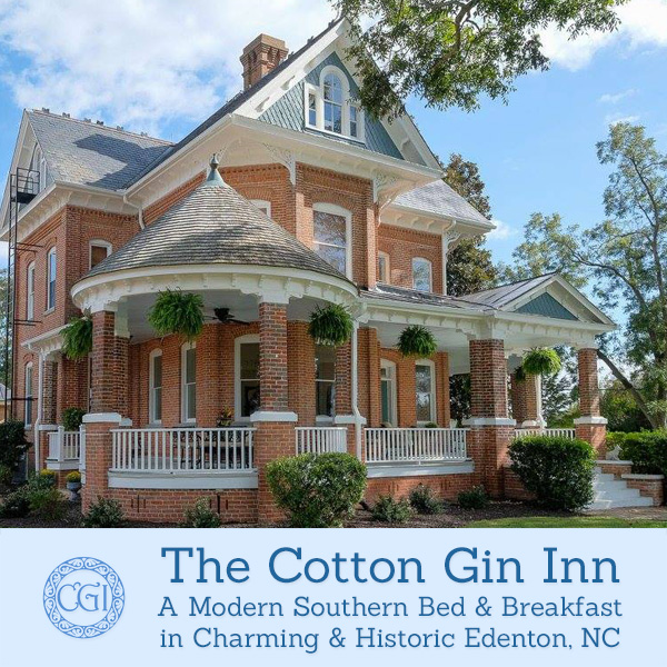 The Cotton Gin Inn Bed and Breakfast Edenton