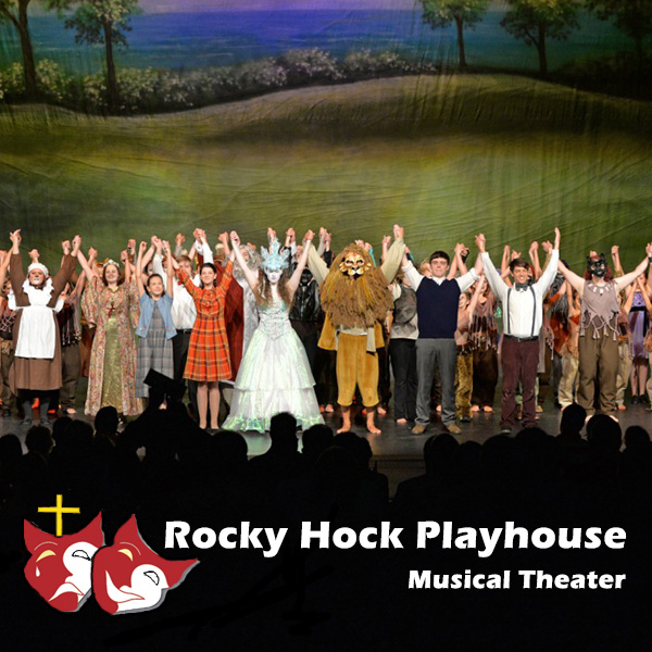 Rocky Hock Playhouse