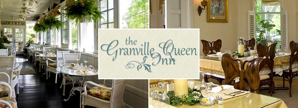 Granville Queen Inn Bed and Breakfast