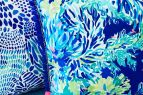The Polka-Dot Palm, Lilly Pulitzer Throw Pillows