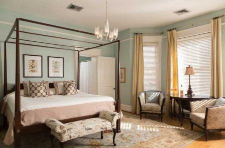 Inner Banks Inn & Restaurant, Charles Eden Suite