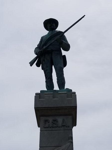 Town of Edenton, Hugh Williamson Monument Dedication