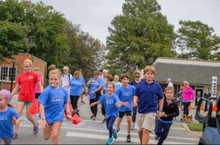"Edenton Events, Edenton-Chowan Food Pantry ""Walk For Hunger"""
