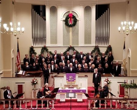 Edenton United Methodist Church, Albemarle Chorale Christmas Concert