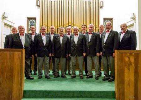 First Presbyterian Church, Albemarle Sounds Chorus Practice