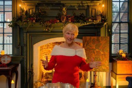 The Cupola House, Cupola House Christmas Open House