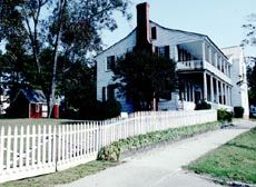 Historic Edenton State Historic Site, The James Iredell House