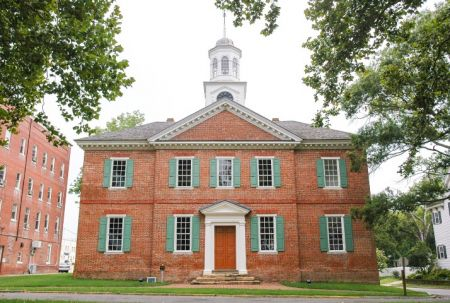Historic Edenton State Historic Site, Guided Tour of the 1767 Chowan County Courthouse