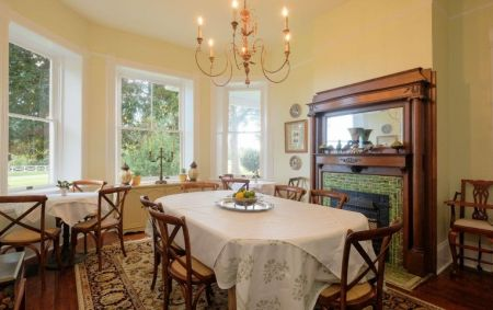 The Cotton Gin Inn Bed and Breakfast Edenton, Join the Supper Club